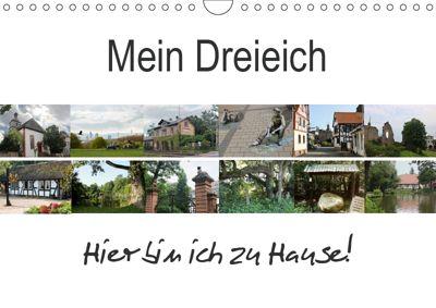 Mein Dreieich (Wandkalender 2019 DIN A4 quer), Eva Ola Feix