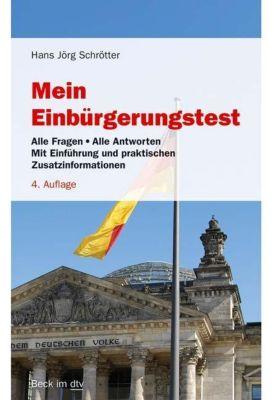 Mein Einbürgerungstest, Hans Jörg Schrötter