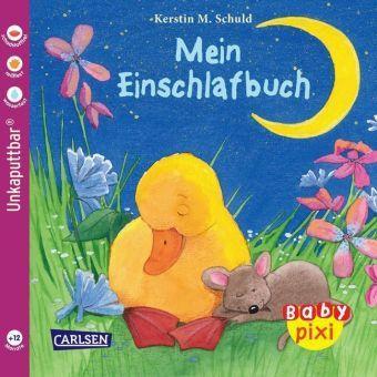 Mein Einschlafbuch, Kerstin M. Schuld