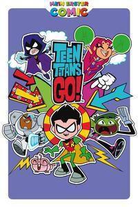 Mein erster Comic: Teen Titans Go!, Sholly Fisch, Merrill Hagan, Ricardo Sanchez
