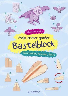 Mein erster großer Bastelblock, Norbert Pautner