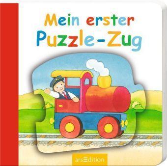 Mein erster Puzzle-Zug