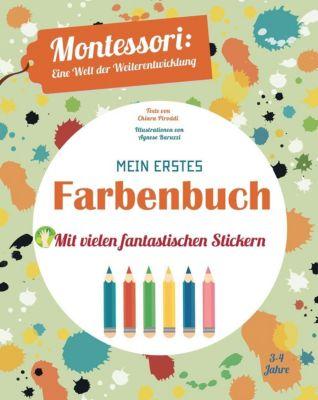 Mein erstes Farbenbuch Buch bei Weltbild.de online bestellen