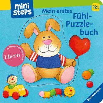 Mein erstes Fühl-Puzzlebuch - Sabine Cuno  