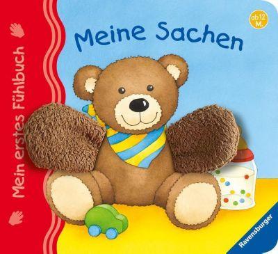 Mein erstes Fühlbuch: Meine Sachen, Sandra Grimm, Monika Neubacher-Fesser