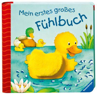 Mein erstes großes Fühlbuch, Sandra Grimm