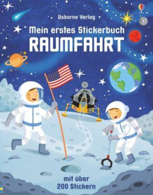 Mein erstes Stickerbuch: Raumfahrt, Sam Smith