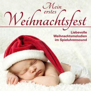 Mein Erstes Weihnachtsfest-Melodien Mit Spieluhren, Diverse Interpreten