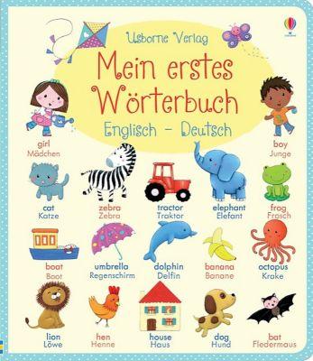 Mein erstes Wörterbuch: Englisch - Deutsch - Felicity Brooks |