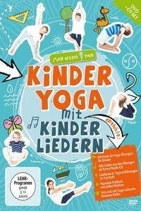 Mein Erstes Yoga: Kinderyoga Mit Kinderliedern, Various