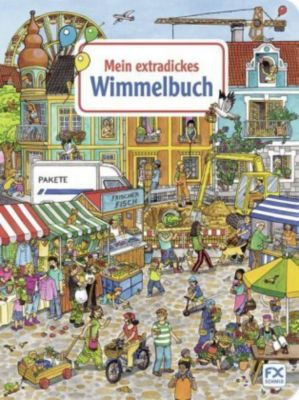 Mein extradickes Wimmelbuch, Caryad