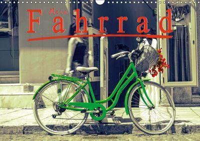 Mein Fahrrad (Wandkalender 2019 DIN A3 quer), Peter Roder