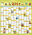 Mein Familienplaner 2017 - Produktdetailbild 15