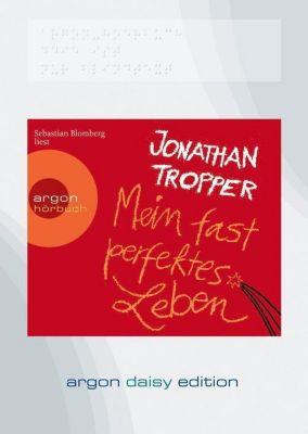 Mein fast perfektes Leben, 1 MP3-CD, Jonathan Tropper
