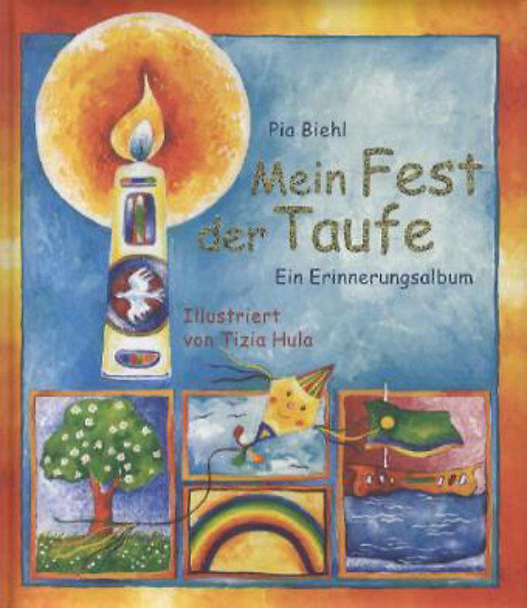 Mein Fest Der Taufe Buch Von Pia Biehl Versandkostenfrei Bei