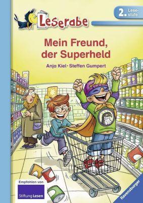 Mein Freund, der Superheld - Anja Kiel pdf epub