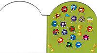 Mein Fußball Mal- und Stickerbuch - Produktdetailbild 2