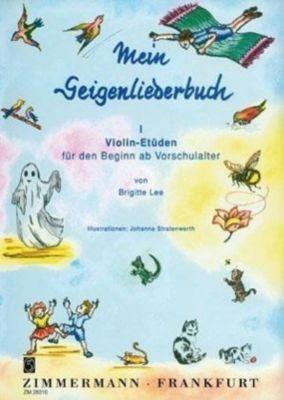 Mein Geigenliederbuch, Brigitte Lee