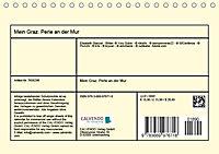Mein Graz. Perle an der MurAT-Version (Tischkalender 2019 DIN A5 quer) - Produktdetailbild 13