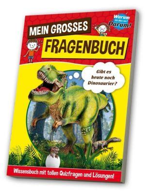Mein großes Fragenbuch - Dinosaurier -  pdf epub