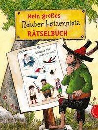 Mein großes Räuber Hotzenplotz-Rätselbuch, Otfried Preußler