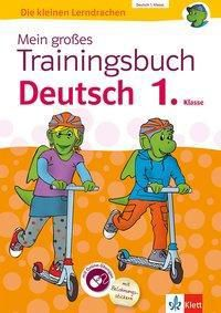 Mein großes Trainingsbuch Deutsch 1. Klasse -  pdf epub