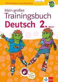 Mein großes Trainingsbuch Deutsch 2. Klasse