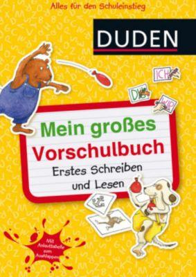 Mein grosses Vorschulbuch: Erstes Schreiben und Lesen, Ulrike Holzwarth-Raether, Ute Müller-Wolfangel
