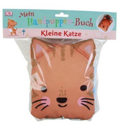 Mein Handpuppen-Buch - Kleine Katze, Franziska Jaekel