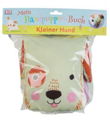 Mein Handpuppen-Buch - Kleiner Hund, Franziska Jaekel