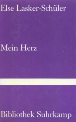 Mein Herz - Else Lasker-Schüler pdf epub