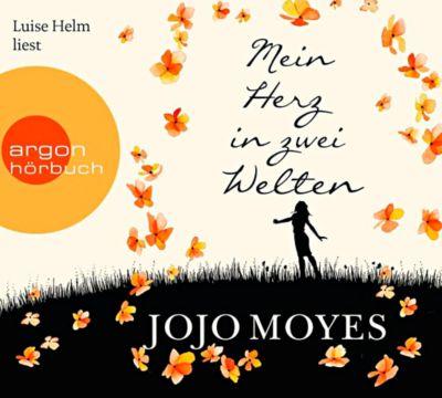 Mein Herz in zwei Welten, 8 Audio-CDs, Jojo Moyes