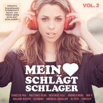 Mein Herz schlägt Schlager, Vol.2, Various