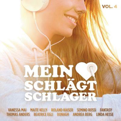 Mein Herz schlägt Schlager Vol. 4, Various