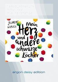 Mein Herz und andere schwarze Löcher, 1 MP3-CD (DAISY Edition), Jasmine Warga