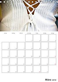 Mein Hochzeitsplaner für das ganze Jahr. (Tischkalender 2018 DIN A5 hoch) Dieser erfolgreiche Kalender wurde dieses Jahr - Produktdetailbild 3