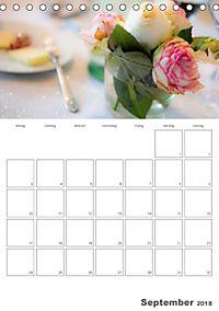 Mein Hochzeitsplaner für das ganze Jahr. (Tischkalender 2018 DIN A5 hoch) Dieser erfolgreiche Kalender wurde dieses Jahr - Produktdetailbild 9
