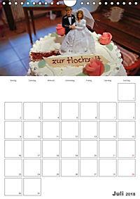 Mein Hochzeitsplaner für das ganze Jahr. (Wandkalender 2018 DIN A4 hoch) Dieser erfolgreiche Kalender wurde dieses Jahr - Produktdetailbild 7