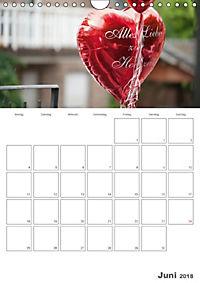 Mein Hochzeitsplaner für das ganze Jahr. (Wandkalender 2018 DIN A4 hoch) Dieser erfolgreiche Kalender wurde dieses Jahr - Produktdetailbild 6