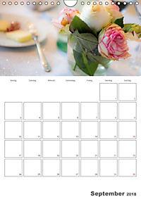 Mein Hochzeitsplaner für das ganze Jahr. (Wandkalender 2018 DIN A4 hoch) Dieser erfolgreiche Kalender wurde dieses Jahr - Produktdetailbild 9