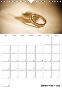 Mein Hochzeitsplaner für das ganze Jahr. (Wandkalender 2018 DIN A4 hoch) Dieser erfolgreiche Kalender wurde dieses Jahr - Produktdetailbild 12