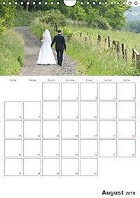 Mein Hochzeitsplaner für das ganze Jahr. (Wandkalender 2018 DIN A4 hoch) Dieser erfolgreiche Kalender wurde dieses Jahr - Produktdetailbild 8