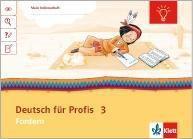 Mein Indianerheft: Deutsch für Profis 3