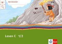 Mein Indianerheft: Lesen C 1/2