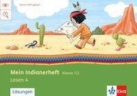 Mein Indianerheft: Lesen D 1/2