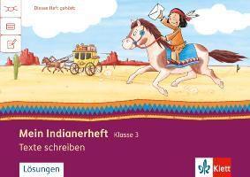 Mein Indianerheft: Texte schreiben Klasse 3 -  pdf epub
