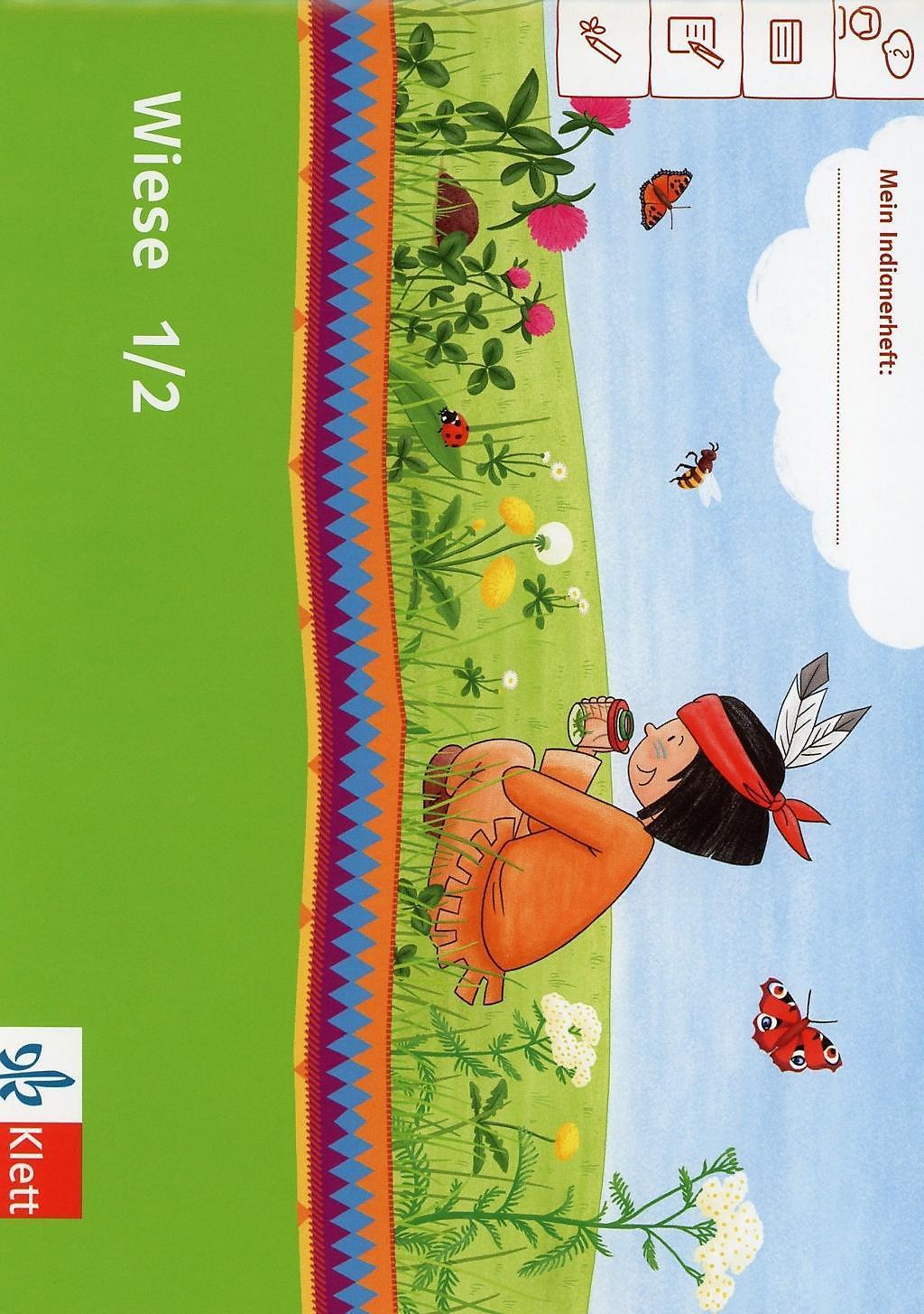 Mein Indianerheft Wiese 1 2 Klasse Buch Weltbildde
