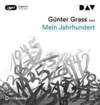Mein Jahrhundert, 2 MP3-CDs, Günter Grass