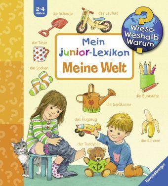 Mein junior-Lexikon: Meine Welt, Frauke Nahrgang