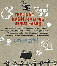 Mein Kinder Künstler Freundebuch - Produktdetailbild 1